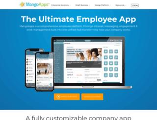 orbex.mangoapps.com screenshot