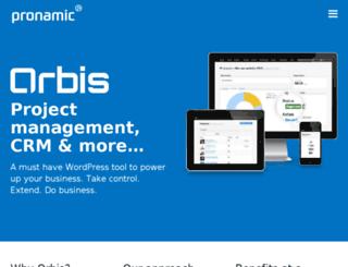 orbiswp.com screenshot