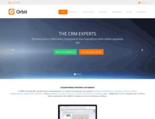 orbit.gr screenshot