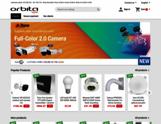 orbitadigital.com screenshot