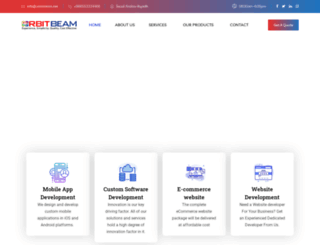 orbitbeam.net screenshot