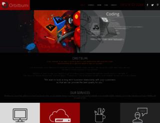orbitbumi.com screenshot