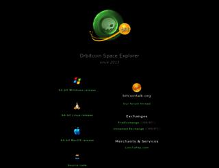orbitcoin.org screenshot