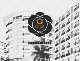 orbitcorporatehub.com screenshot