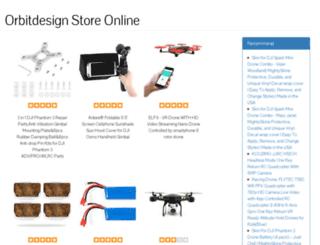 orbitdesign.net screenshot