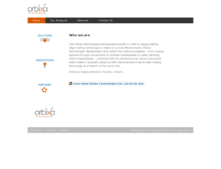 orbixa.com screenshot