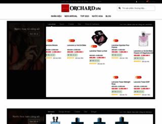 orchard.vn screenshot