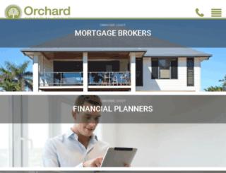 orchardfinancialplanning.com.au screenshot
