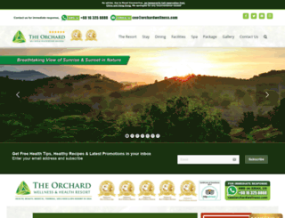 orchardwellness.com screenshot