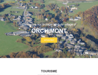 orchimont.be screenshot