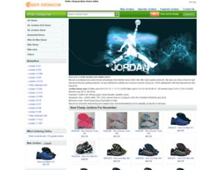 order-jordan.com screenshot