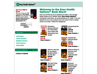 order.easyhealthoptions.com screenshot