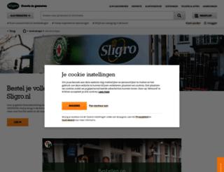 order.heinekenbrouwerijen.nl screenshot