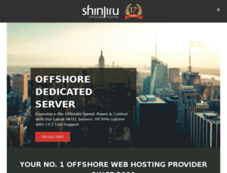 order.shinjiru.com screenshot