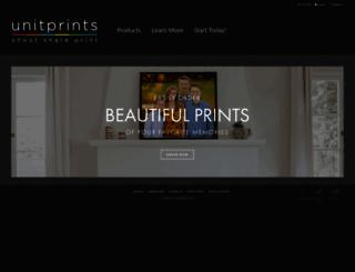 order.unitprints.com screenshot