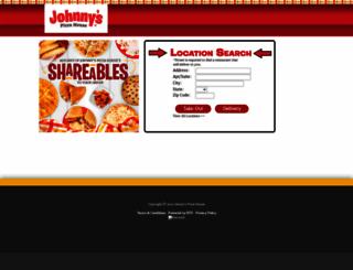 orders.johnnysph.com screenshot