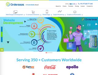 orderseas.com screenshot