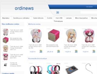 ordinews.com screenshot