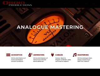 ordio.com.au screenshot