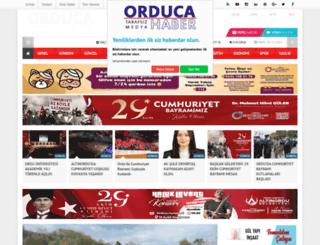 orduca.com screenshot