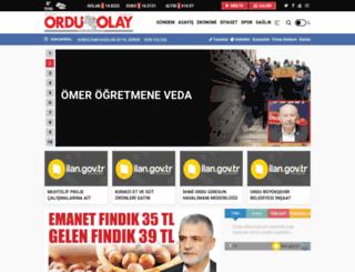 orduolay.com screenshot