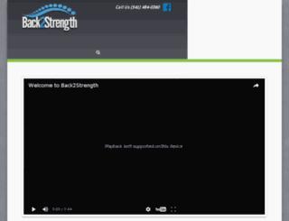 oregonchiropractic.net screenshot