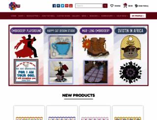 oregonpatchworks.com screenshot