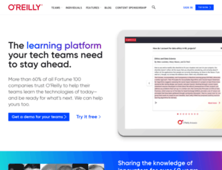 oreillynet.com screenshot