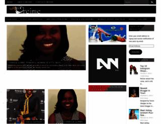 oreime.com screenshot
