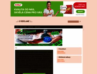oreklame.estranky.sk screenshot