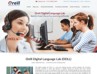orellsoft.com screenshot