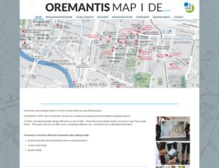 oremantis.com screenshot