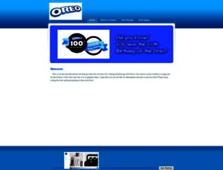 oreofunandfacts.weebly.com screenshot