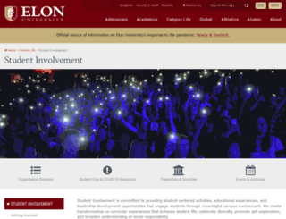 org.elon.edu screenshot