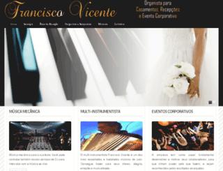 organista.com.br screenshot