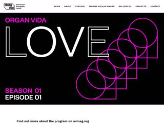 organvida.com screenshot