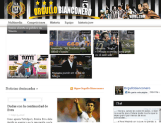 orgullobianconero.vavel.com screenshot