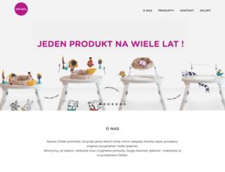 oribel.pl screenshot