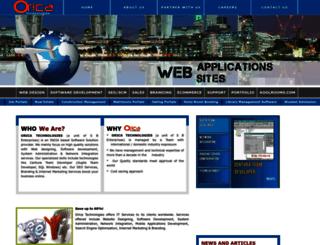 oricaworld.com screenshot