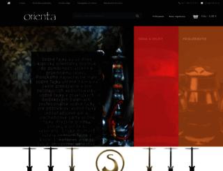 orienta.sk screenshot