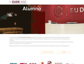 orientacion-profesional.eude.es screenshot