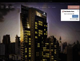 oriental-residence.com screenshot