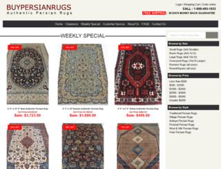 orientalrugsrepairs.net screenshot