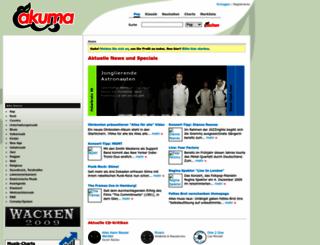 orientation.akuma.de screenshot