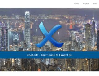 orientexpat.com screenshot