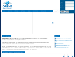 orientm.com screenshot