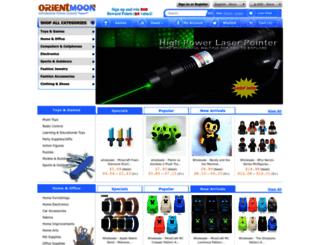 orientmoon.com screenshot