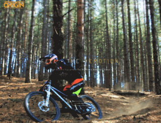 origin-bike.com screenshot