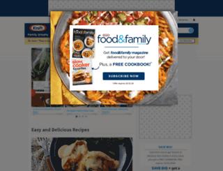 origin-new.kraftrecipes.com screenshot