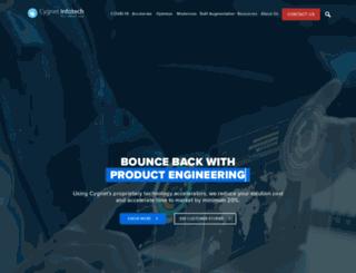 origin.cygnet-infotech.in screenshot